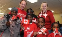 Canada Welcomes More Haitian Orphans