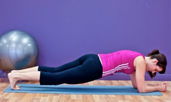 Move of the Week: Plank Hip Drop