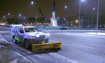 More People Frozen to Death in Europe as Cold Winter Continues