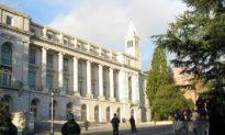 Massive Strike at University of California, Berkeley