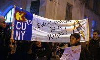 Teachers, Occupiers Protest School Closings [Photo]