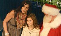 A Child's Wish: Singer Chantal Kreviazuk Lights Up Holiday Wish Tree