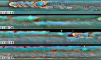 Vast Storm Circles Saturn and Consumes Itself
