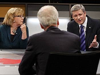 Canadian Format Could Help U.S. Debates, Says Host