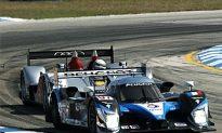 Peugeot Dominates First Half at Sebring