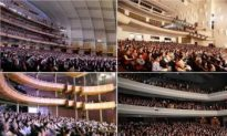 The Failure of the Chinese Regime's Harassment of Shen Yun