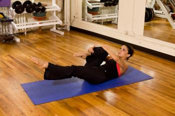 Move of the Week: Single Leg Stretch