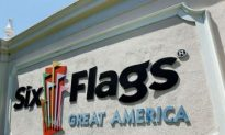 Six Flags Buckles Under Recession, Files Bankruptcy