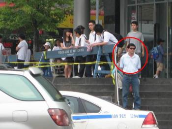 Chinese Communist Party Spy Exposed by Flushing Resident