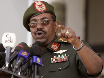 Sudanese President Arrest Warrant Sounds Warning Bell