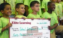 Brooklyn Kids Receive 40K Grant for Summer Camp