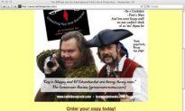 'Talk Like a Pirate Day' Parody Holiday on September 19