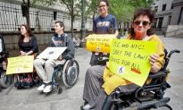 Advocates Pursue Taxi Access for Disabled