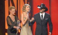 Grapevine—Taylor Swift, Lou Dobbs, Harvey Fierstein, Kirk Douglas