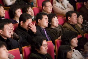 Chinese Man: 'Divine Performing Arts can purify the spirit'