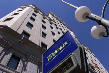Telefonica, China Unicom Swap Stakes