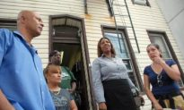 Brooklyn Tenants Protest Shaky, Collapsing Building