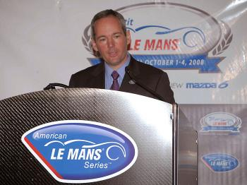 ALMS COO Discusses Green Racing for Earth Day