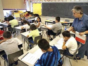 How 'Green' Is Standardized Testing in Our Schools?