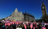 UK Students Protest Tuition Hikes