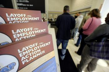 Unemployment Benefits Extension Doesn't Apply to Some Nevadans