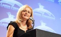 Katrina Swett, Daughter of Late Congressman Tom Lantos on Human Rights