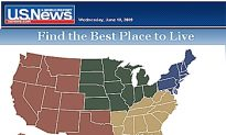 Web Site Tracks Best Place to Live in America