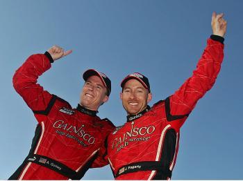 Gurney, Fogarty Get Fourth Win at Utah Grand Am Race