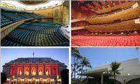 VIPs in the Western U.S. Greet Divine Performing Arts