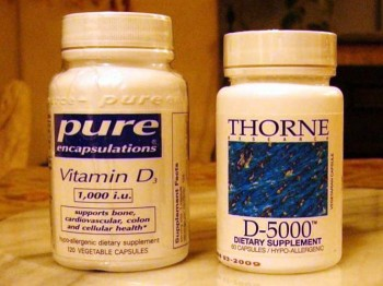 Vitamin D Deficiency Linked to Cognitive Decline