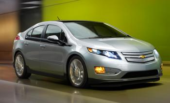 Chevy Volt: Emissions-free 40 Mile Range Starting at $41,000