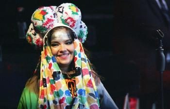 Beijing's 'Bjork Policy' Takes Aim at Musicians