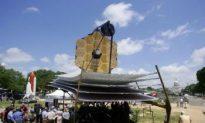 Building the James Webb Space Telescope