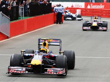 Red Bull Sweeps Formula One British Grand Prix
