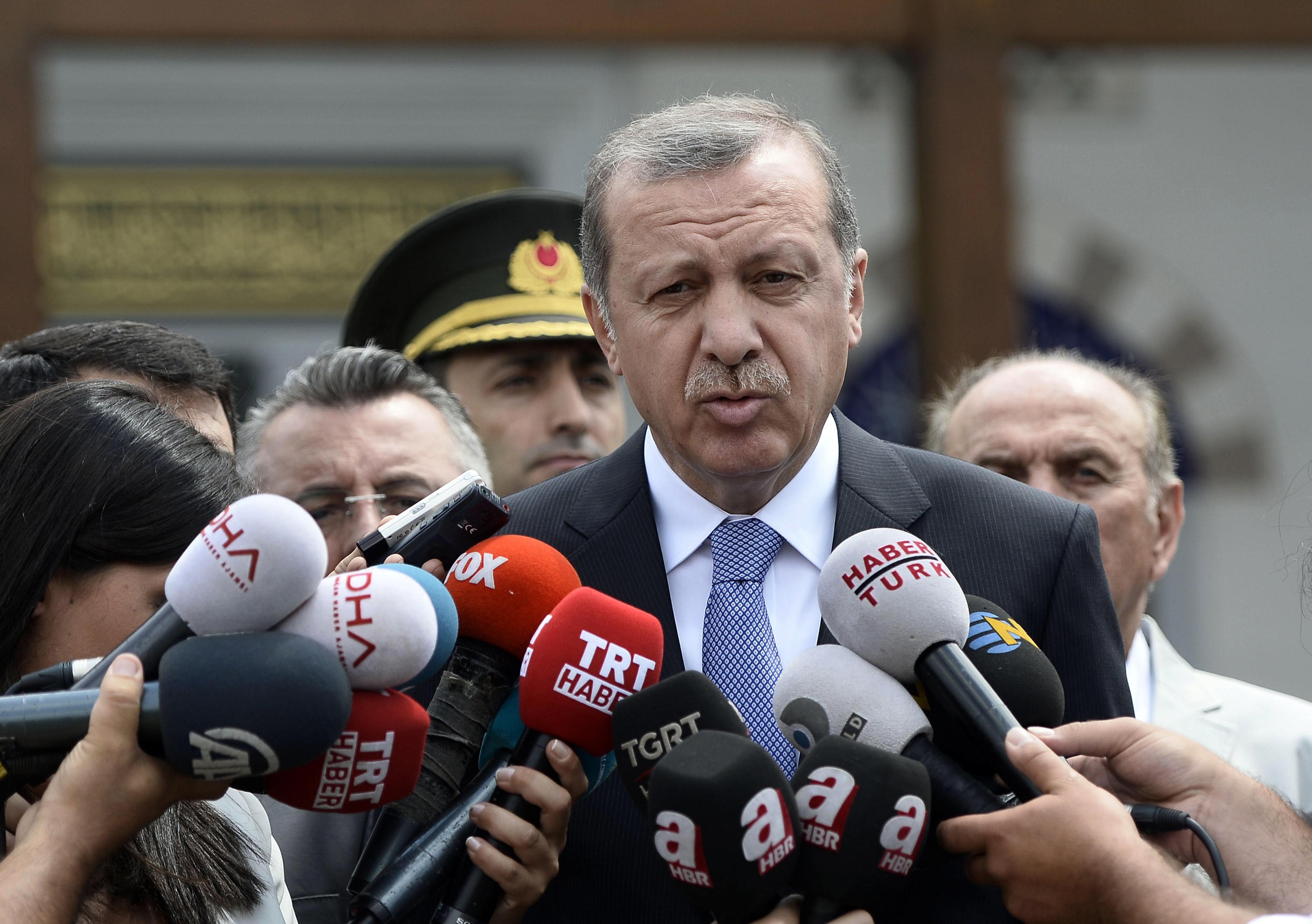 Turkish President's Cynical Maneuvers Weaken Fight Against ISIS