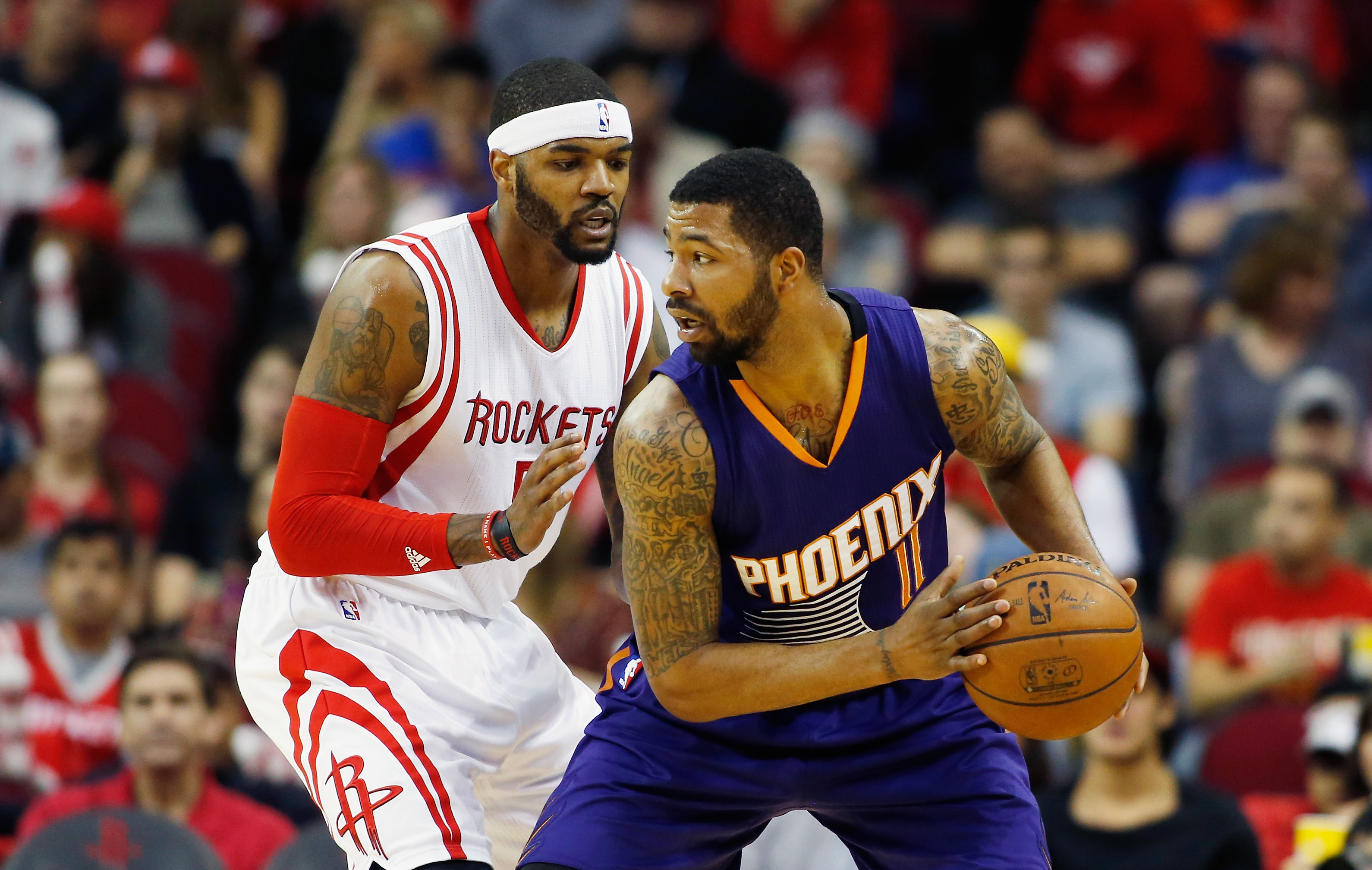 Markieff Morris Reportedly Wants Out of Phoenix; 5 Potential Trade Partners for Suns
