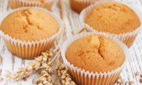 Recipe: Gluten-Free Vanilla Muffins