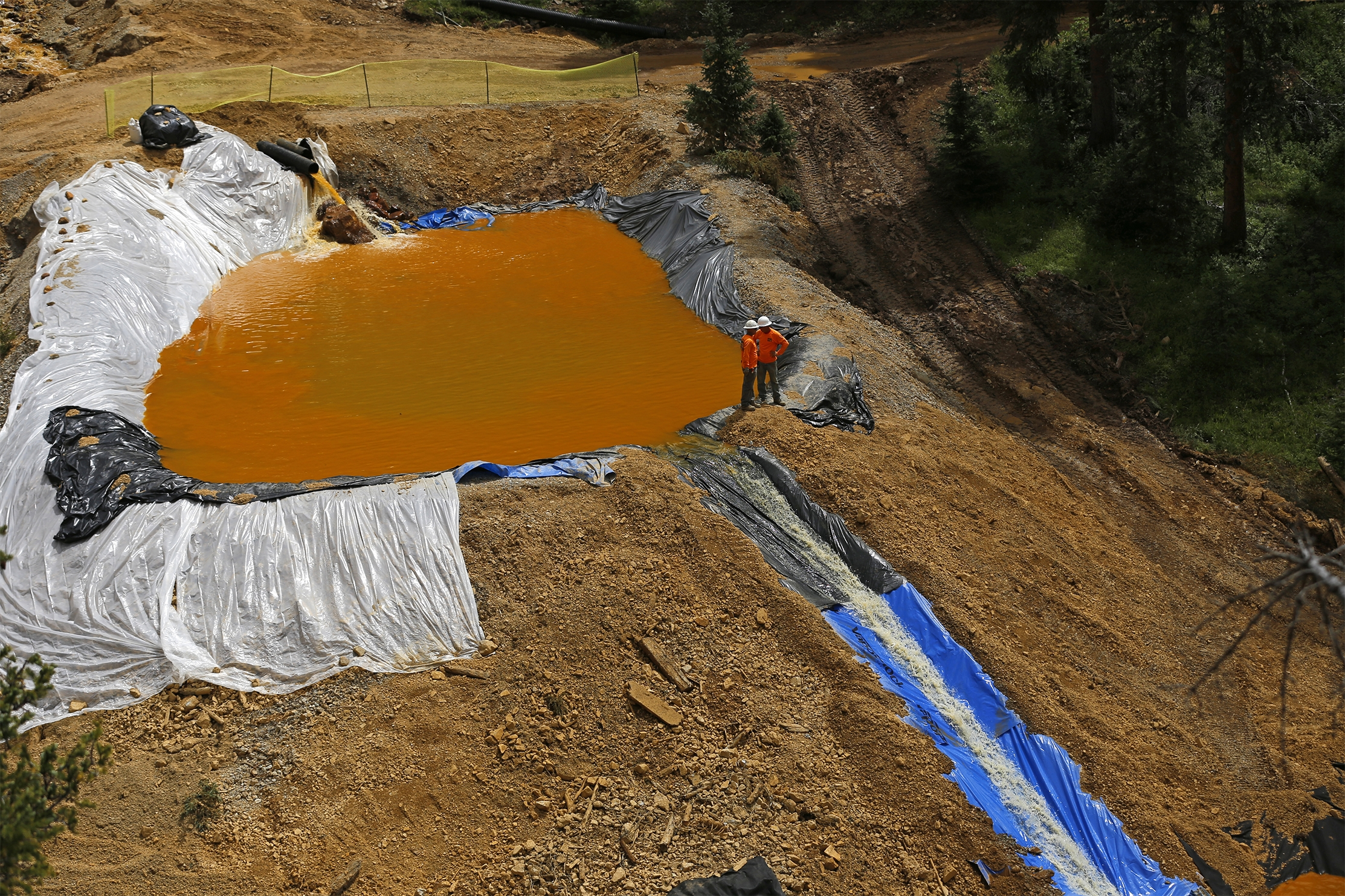 EPA, Colorado Officials Knew Gold King Mine Could Blow Out