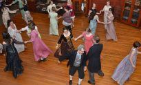 English Country Dance Fun for All