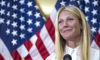 Gwyneth Paltrow on Capitol Hill to Talk About Food Labeling