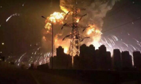 Large Explosion in Chinese Port City Injures Hundreds