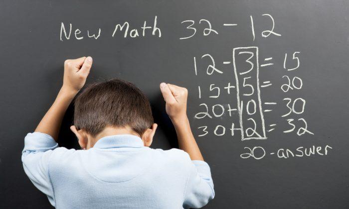 A Kid's Math 'Self-Concept' Predicts Test Scores