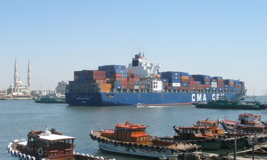 What the Expansion of the Suez Canal Shows About Shifts in Global Shipping