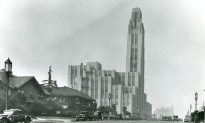Bullocks Wilshire: Then and Now