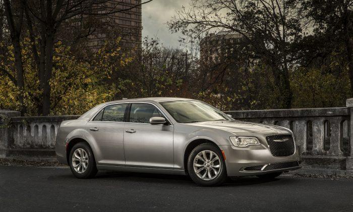 2015 Chrysler 300C (Courtesy of Chrysler)