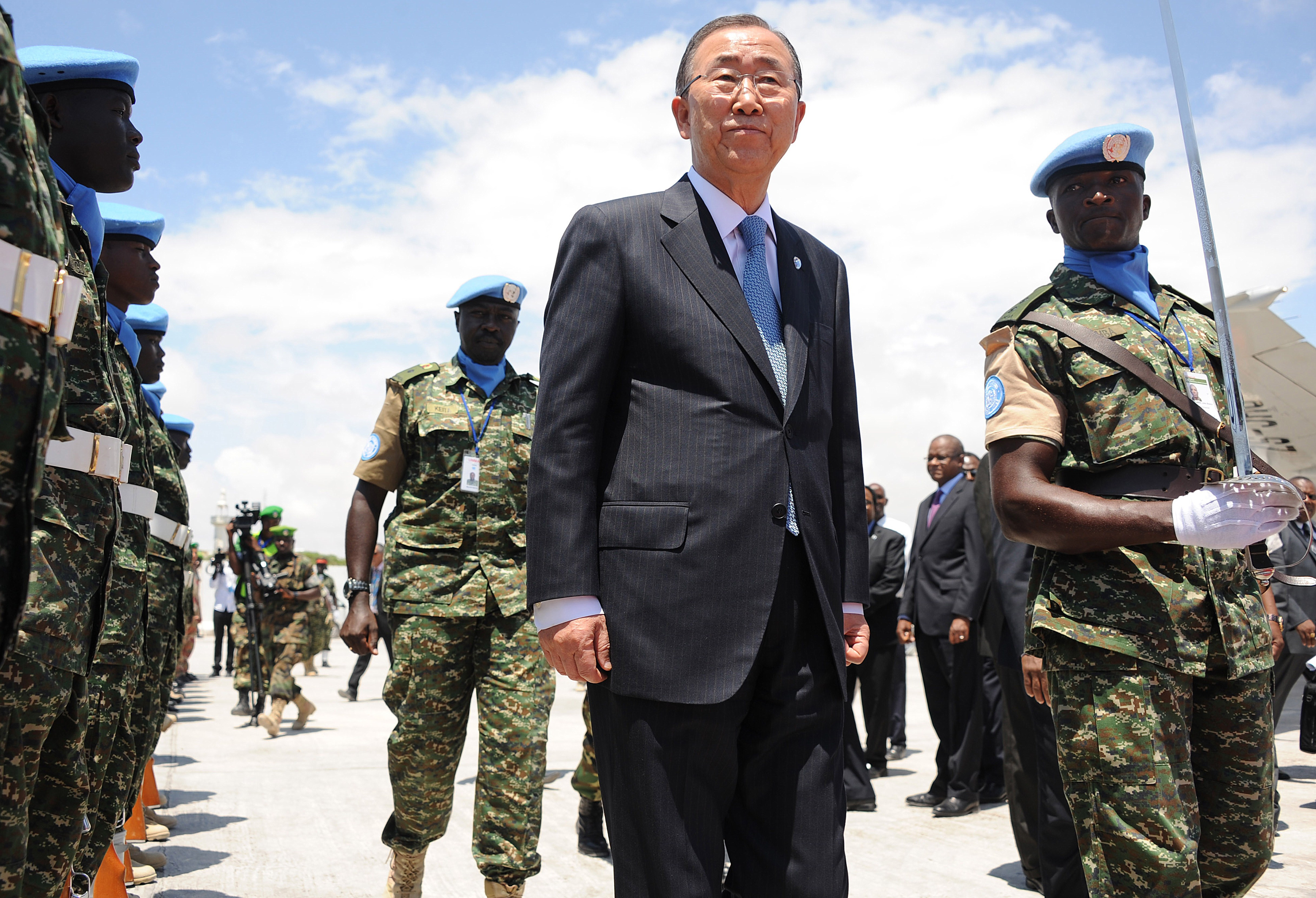 UN: New Sexual Abuse Allegations in Central African Republic