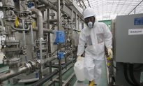 Extremely High Levels of Radiation Detected at Japan's Fukushima Plant