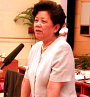 Chen Zhili Under Fire for 'Commercialization of Education'