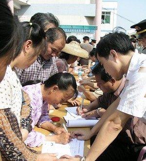 Taishi Village's Struggle for Democracy in China (Photo Essay, Part I)