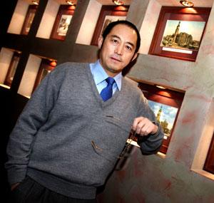 Law Professor Yuan Hongbing (Cullum Micallef)